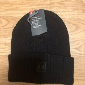 Men's UA Hats Gray & Black